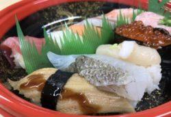 お寿司で歓迎会!